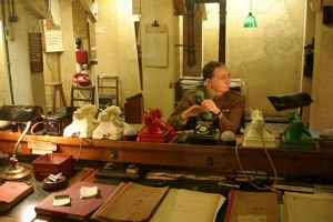 Churchill War Rooms & Cabinet